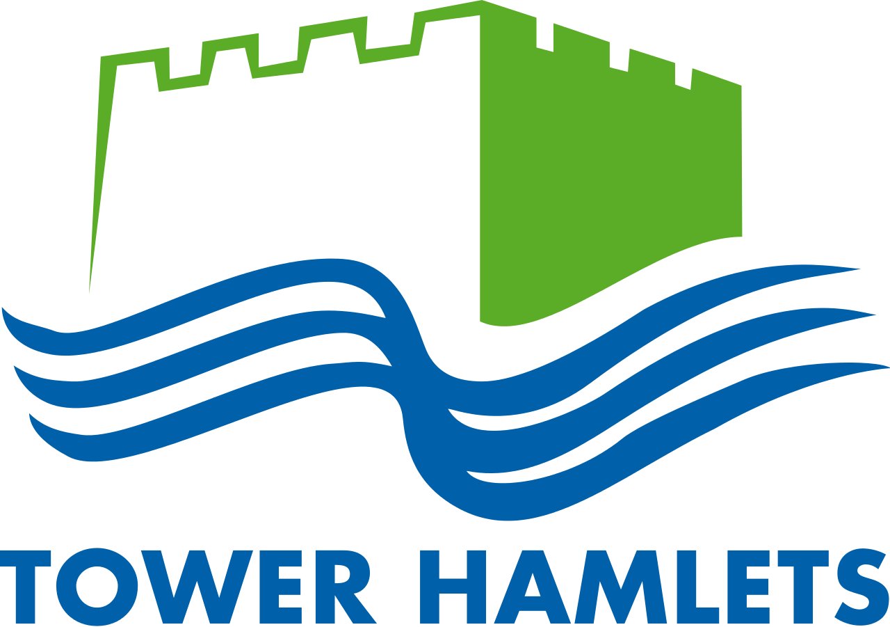Image result for Tower Hamlets logo